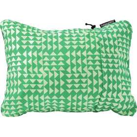 Therm-a-Rest Compressible Coussin XL, pistachio